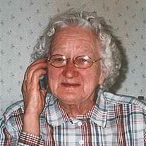 Bertha Lue Barnett