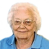 Evelyn  Ruth Engelhoven