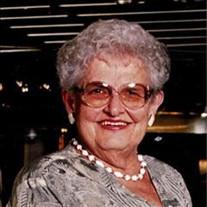 Adele Clara Mosebar