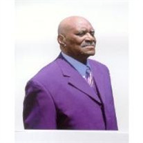 Rev. Dr. Oris P. Fields, Sr.