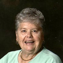 "Patsy ""Pat"" Ann James"