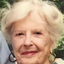 Mrs. Amy Calhoun Fletcher Kimsey