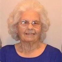 Mrs. Effie Lee Hodges Foxworth