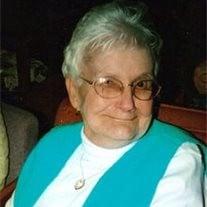 Mrs. Nellie Louise Matthews Wise