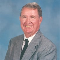 Elder Raymond Edward Cagle