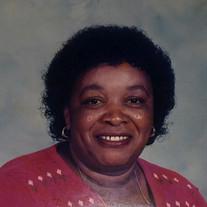 Mrs. Annie Jean Edwards