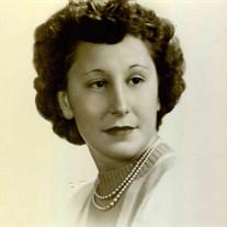 Barbara Jean Mott