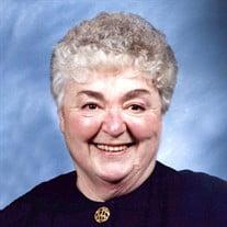 """Margaret """"Peggy"""" Susan Langan"""