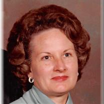 Mrs. Sylvia L. Baldwin