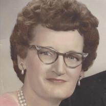 Gertrude Emily Ostrander