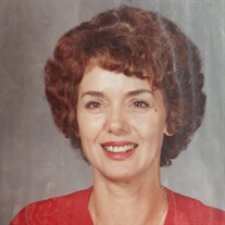 "Patricia Mae ""Patty"" Guedry"