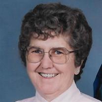 Verlene (Jennings) Ward