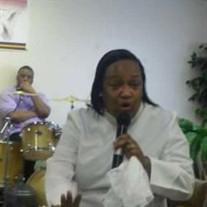 Pastor Debbie M Campbell