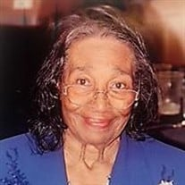 Mrs. Bernice Johnson