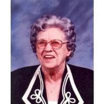 Sidney Marie Cox