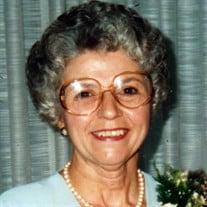"""Patricia """"Patsy"""" S. Cowan"""