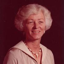 Patricia Ann Warner