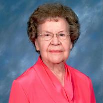 Mary Frances Hayes