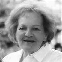 "Mrs. Patricia ""Pat"" Baumgarner  Stevenson"