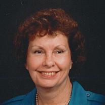 Marjorie Ann Brown Haworth