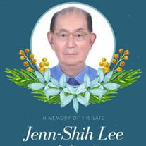 Mr Jenn-Shih Lee