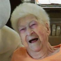 Betty Leona Davis Saxton