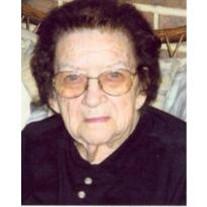 Grace Eleanor Matthews