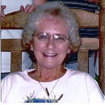 """Judith """"Judy"""" Eileen McAnelly Patient"""