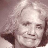 Mrs. Natalie G. Sandstrom