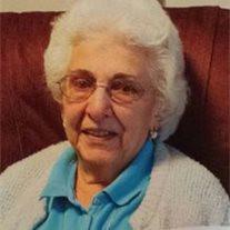 Mrs. Lorraine G. Cross Wethje