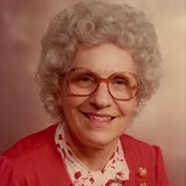 Mary  Edith Sparks McCracken