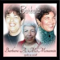 Barbara A. McMenamin