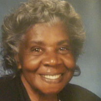 Mrs. Rosie Lee White Johnson