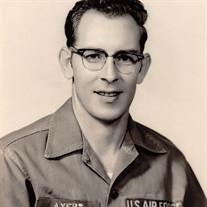Jerry Edmond Ayers