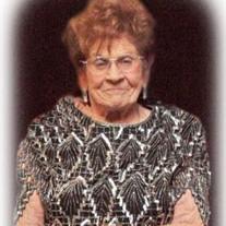 Josephine Gloria Sparvieri