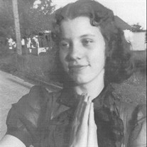 Helen Eloise Miller Fisher Lutz