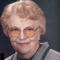 Mrs. Audrey Ellerbe McWilliams