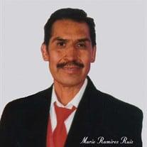 Mario Ramirez Ruiz