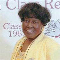Mrs. Brenda Thomas Davis