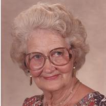 Mrs. Idola Gunn Huff McCawley