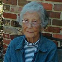 Mrs. Lucy Lorene Coker