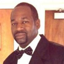 Mr.  Wayne Reginald Williams