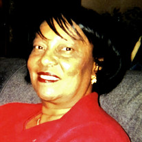 Mrs. Vergie Mary Williams Cain