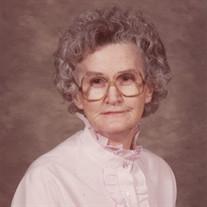 Mrs.  Willie Maude Futrill