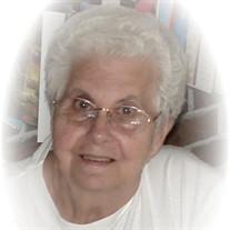 """Genevieve """"Gen"""" Margaret Hubert"""