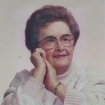 Mildred Frances VanFleet