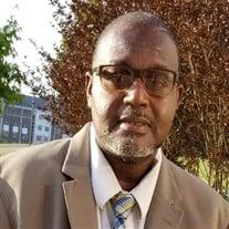 Reverend Cifton James Halfacre Sr.