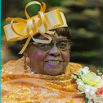 Mrs. Maude Lee Jefferson