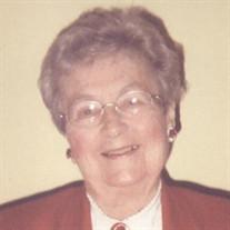 Mrs.  Dorothy Anna Vogel Rowe
