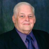 """Rev. William """"Bill"""" Ernest Morris"""